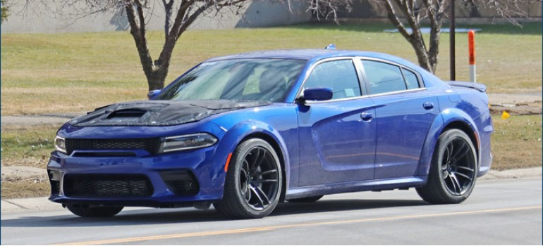 Dodge Charger SRT Hellcat Redeye Widebody 2020