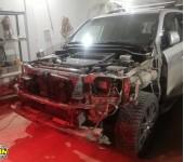 Фейслифтинг (рестайлинг) Тойоты Ленд Крузер (Toyota Land Cruiser) 200