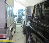 Фан-тюнинг - кузовной ремонт и тюнинг Мерседесов ( Mercedes ) G-Klasse