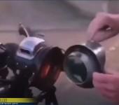 Как думаете это фейк или действительно такая оптика в старину была?