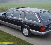 Mercedes W126 в кузове универсал?!!!