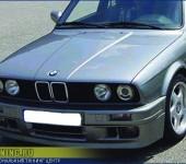 Передний бампер M-Tekchnik для BMW E30