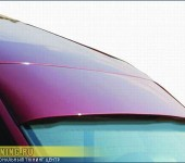 Накладка на заднее стекло для BMW E38