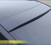 Накладка (спойлер) на заднее стекло (на крышу) на BMW E39
