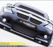 Передний бампер Hamann для BMW E63