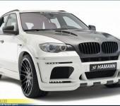 Аэродинамический обвес Hamann EVO для BMW X5M E70