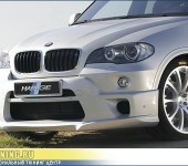 Аэродинамический обвес в стиле Hartge на BMW X5 E70