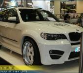 Аэродинамический обвес (тюнинг) Lumma на BMW X5 E70