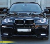 Аэродинамический обвес Hamann Tycoon EVO M для BMW X6 E71
