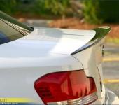 Спойлер на багажник БМВ ( BMW ) 1-series в кузове Е82