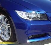 Ресницы на фары БМВ ( BMW ) E90/E91