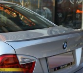 Спойлер М3 на багажник на BMW E90