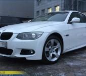 Установка и покраска М-пакета на БМВ (BMW) E92 3-series
