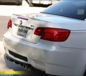 Спойлер М3 на багажник кабриолета БМВ (BMW) E93 3-series