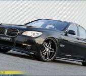 Аэродинамический обвес Хаманн (Hamann) EVO для БМВ (BMW) F01 7-series