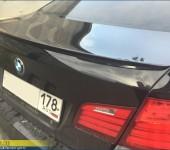 Установка и покраска спойлера M5 Performance на багажник на БМВ ( BMW ) F10