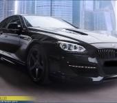 Аэродинамический обвес Хаманн (Hamann) на BMW 6-series в кузове F13
