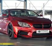 Аэродинамический обвес Приор Дизайн (Prior Design) на BMW 6-series в кузове F12/F13