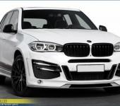 Аэродинамический обвес CLR-R Widebody на БМВ (BMW) X5 F85