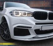 Аэродинамический тюнинг обвес на новый BMW X5 F15