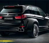 Аэродинамический обвес Хаманн (Hamann) Widebody на БМВ (BMW) X5 F85
