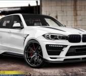 Аэродинамический обвес Ренегад (Renegade) для БМВ (BMW) X5 F15