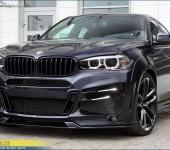 Аэродинамический обвес Люмма (Lumma) на BMW X6 F16