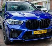 Комплект рестайлинга, который внешне превращает обычный БМВ (BMW) X5 G05 в X5M F95