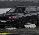 Новинка ассортимента моего тюнинг-ателье - аэродинамический обвес FT на BMW X7 G07