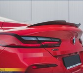 Спойлер на багажник БМВ (BMW) 8-series G15