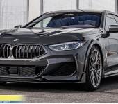 Аэродинамический обвес SCL на BMW M850i в кузове G16