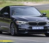 Аэродинамический обвес М пакет для БМВ (BMW) G30
