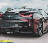 Аэродинамический обвес на БМВ (BMW) i8