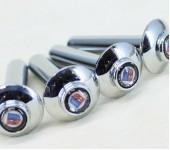 Дверные хром пины для BMW - Alpina