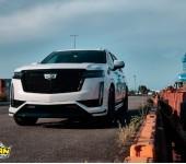 Аэродинамический обвес ZERO Design на Кадиллак Эскалейд (Cadillac Escalade) 2020 модельного года
