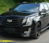Аэродинамический обвес FT для Cadillac Escalade