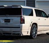 Аэродинамический обвес Next Nation для Cadillac Escalade 2015+