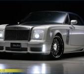Аэродинамический обвес WALD на Роллс-Ройс (Rolls-Royce) Phantom Drophead Coupe