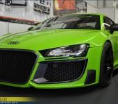 Аэродинамический обвес Regula Exclusive на Ауди (Audi) R8 2010-2015 годов выпуска