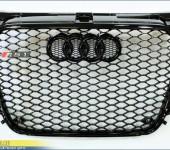 Решетка радиатора в стиле RS1 для Ауди (Audi) A1