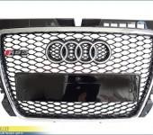Решетка радиатора в стиле RS3 на Ауди (Audi) A3