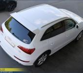 Реплика (копия) спойлера АБТ (ABT) на заднюю дверь для Ауди (Audi) Q5