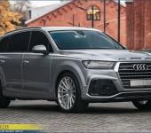 Аэродинамический обвес MTR на Ауди (Audi) Q7 2016 модельного года