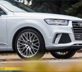 Новый тюнинг FT на Ауди (Audi) Q7 в стиле RS