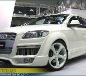 Аэродинамический обвес ICE на Audi Q7 от PPI