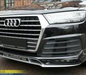 Аэродинамический обвес на Audi Q7 S-Level