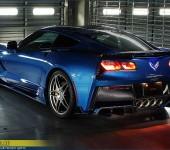 Аэродинамический обвес Rowen для Chevrolet Corvette C7