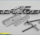 Эмблема AC Schnitzer на решетку радиатора BMW