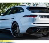 Аэродинамический обвес Lumma CLR F для Ягуара (Jaguar) F-Pace