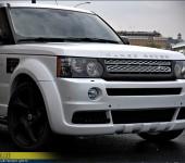 Аэродинамический обвес Amstone для Рейндж Ровера Спорт ( Range Rover Sport ) 2011 модельного года